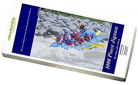 Photo Jigsaw Puzzle of White water rafting, Pacuare River, Turrialba, Costa Rica, Central America