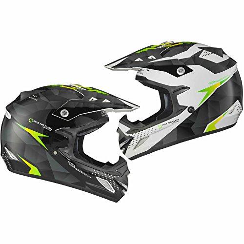 Shox MX-1Shadow Casque de motocross