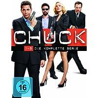 Chuck - Die komplette Serie