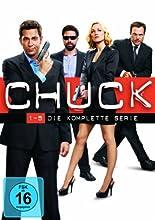 Chuck - Die komplette Serie (exklusiv bei Amazon.de) [23 DVDs] hier kaufen