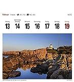 Ostseeküste – Kalender 2017: Sehnsuchtskalender, 53 Postkarten - 5