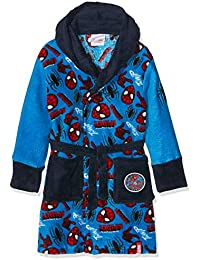 Marvel Boy's Spiderman Good Night Dressing Gown