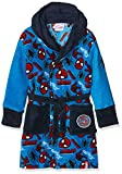 Marvel Jungen Bademantel Spiderman Good Night, Blau (Navy 19-4026tc), 4 Jahre