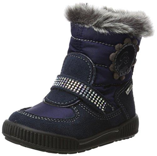 PRIMIGI Baby Mädchen PRIGT 8555 Klassische Stiefel, Blau Navy, 20 EU -