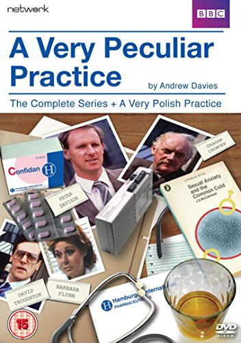 A Very Peculiar Practice - The Complete BBC Series DVD (1986)