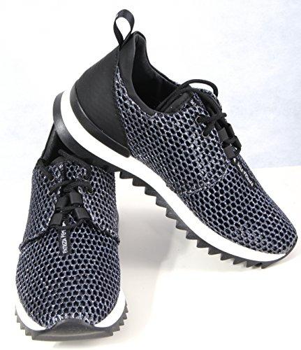 Patrizia Pepe 2V6281/A1IM Sneakers Femme Brilliant Black