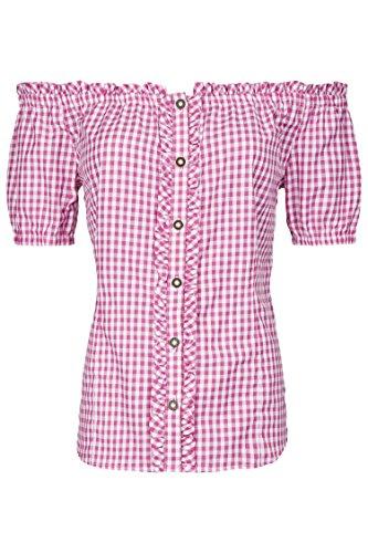 Damen Trachtenbluse Resi (34, (Shirts Trachten)