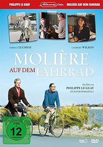 Bild von Molière auf dem Fahrrad