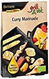 Beltane grill&wok Curry Marinade für 500 g Fleisch, Gemüse oder Fisch - Bio, 5er Pack (5 x 50 g)