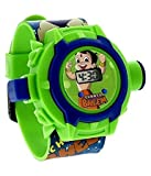 #1: SHAKSHI CHOTA BHEEM PROJECTOR WATCH + FREE (1 PCS WATER GAME ) FOR KIDS SPACIAL