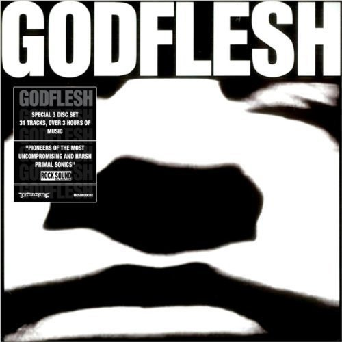 Godflesh, Selfless Us And Them (3 CD)