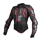 Manteau Noir Moto Unisex Blouson Moto Corps Entier Veste De Motocross Racing Colonne...