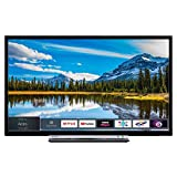 """Toshiba 32L3863DB 32"""" 1080p Full HD LED Smart TV with Freeview Play"""