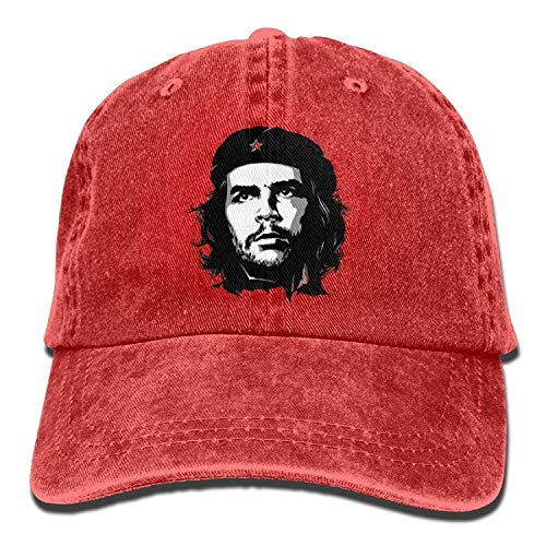 Bgejkos Cowboy Hat Cap Men Women Communist Fighter Che Guevara QW5166 6e919765ce7
