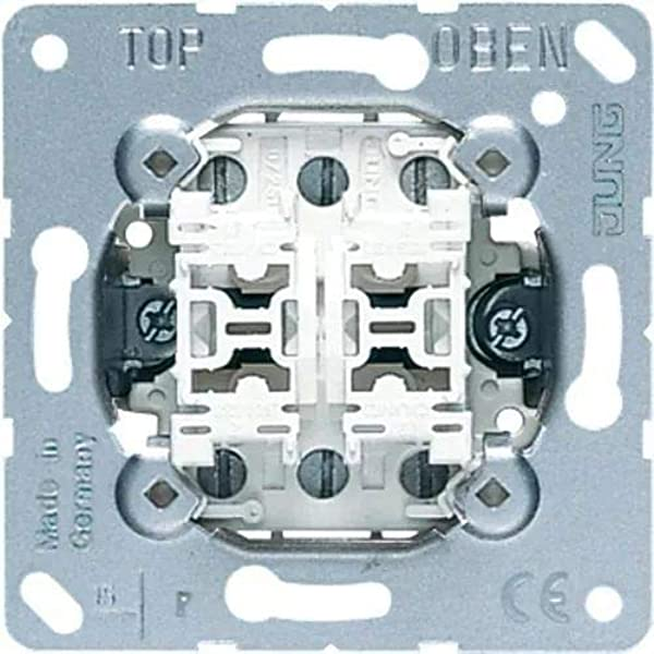 Jung Schalter Taster Multi Switch Doppeltaster 532 4u Baumarkt