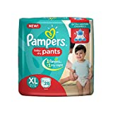 Pampers Extra Large Size Diapers Pants (28 Count)