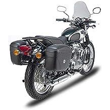 Kappa - Kawasaki w800 11/12 telaio specifico per valigie laterali monokey
