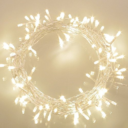 100 LED Battery Operated Waterproof Fairy Lights (No Remote)