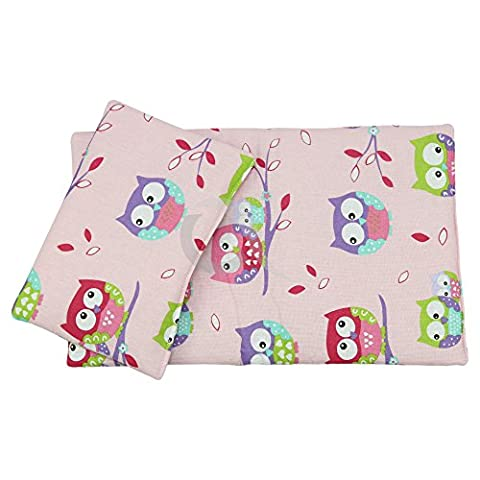 Dolls Teddy Quilt /Duvet Pillow Bedding Set Fits Up to 46cm 18