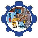 Simba 109251003 Fireman FS Sam Bergrettung mit Figur für Simba 109251003 Fireman FS Sam Bergrettung mit Figur