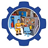 Simba 109251003 Fireman FS Sam Bergrettung mit Figur Vergleich