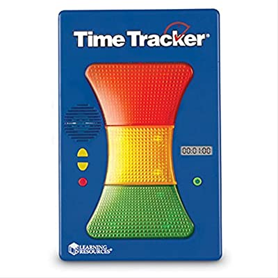 Learning Resources Magnetic Time Tracker from Learning Resources