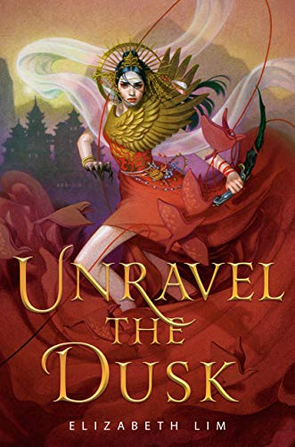 Unravel the Dusk (The Blood of Stars, Band 2)