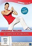 Fitness for me: Johanna Fellner – 20 Minuten Workouts
