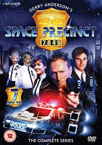 Space Cops Tatort Demeter City Fernsehseriende