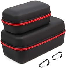 LVPY Transporttasche für DJI Mavic 2 PRO/Mavic 2 Zoom Drone und Fernbedienung Tasche Carrying Case, aus PU, Wasserdicht