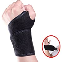 Handgelenkbandage,Terrchy Handgelenkstütze verstellbare Handbandage Handgelenkschoner zur wirkungsvollen Unterstützung... preisvergleich bei billige-tabletten.eu