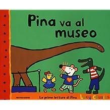 Pina va al museo