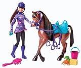Mattel Barbie Y7563 - Barbie und ihre Schwestern im Pferdeglück Skipper, Puppe mit Pferd