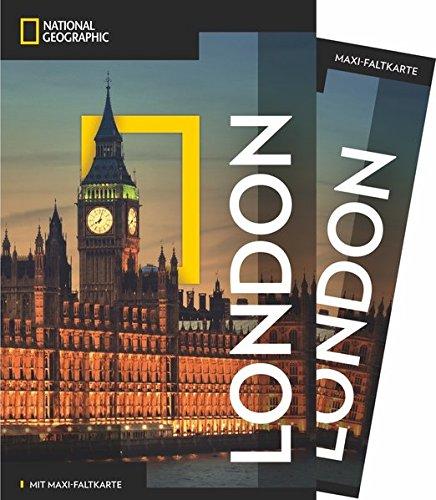 National Geographic Reiseführer London: Das ultimative Reisehandbuch zu allen Sehenswürdigkeiten. Mit Geheimtipps und praktischer Karte für alle Traveler. (NG_Traveller) (National Geographic Großbritannien)