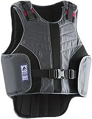 EQUI-THÈME Gilet de protection équitation - Tailles Enfant & Adulte - Articulé & Confortable