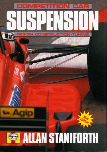 Competition Car Suspension: Design, Construction, Tuning por Allan Staniforth