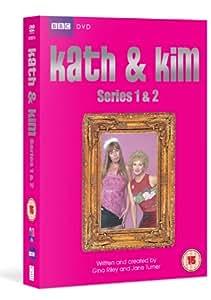 Kath & Kim - Series 1 & 2 Box Set [DVD]