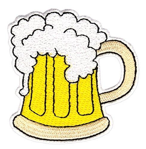 cerveza-cristal-jarra-de-cerveza-parche-plancha-de