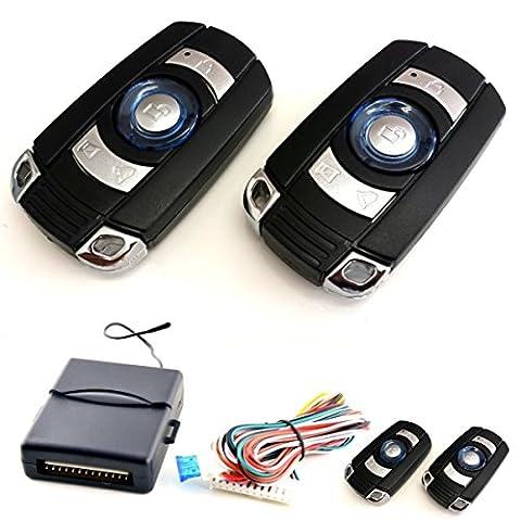 100F14 - Keyless Entry System Système de verrouillage centralisé à distance pour voiture auto