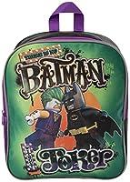 Lego Batman Movie Batman vs Joker Back Pack Junior Back to School Holiday Cabin Bag Rucksack Back Bag Schoolbag (Joker Vs Batman)