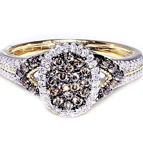 midwest-donna-10cttw-cognac-e-cocktail-colore-bianco-con-anello-di-fidanzamento-in-oro-giallo-10-k-a