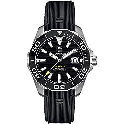 TAG Heuer Aquaracer Automático Mens Reloj way211a. ft6068