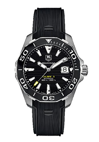 Tag Heuer Aquaracer Automatic Mens Watch WAY211A.FT6068