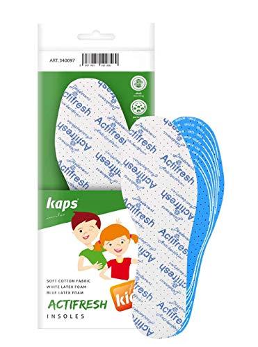 Plantillas de Calzado Para Niños Higiénico,