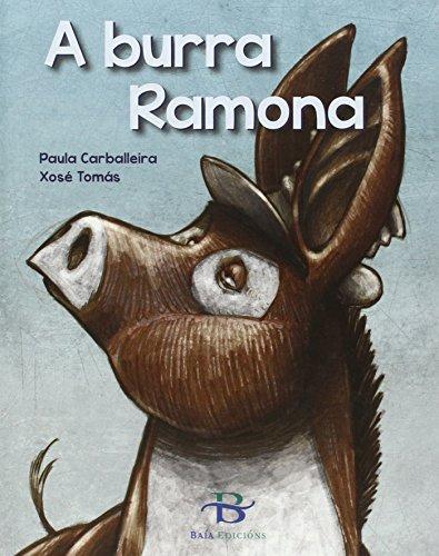 A burra Ramona (infantil-xuvenil) - 9788499950808 por Paula Carballeira