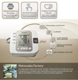 Omron JPN 1 Fully Automatic Digital Blood Pressure Monitor With Intellisense Technology For Most Accurate Measurement