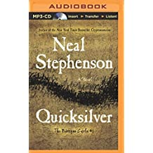 Quicksilver (Baroque Cycle) by Neal Stephenson (2014-11-18)