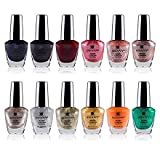 Best SHANY Cosmetics Nail Polish Sets - SHANY Cosmetics Nail Polish Set - 12 Futuristic Review