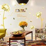 Adesivi autoadesivi decorativi per parete autoadesivo per pareti in vetro per vetri da windows, decalcomanie per bambini per bambini,165*145cm