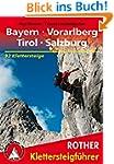Klettersteige Bayern - Vorarlberg - T...
